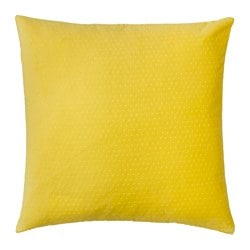 SOMMAR 2018 cushion cover, yellow