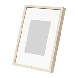 Frames pictures decoration ikea hovsta frame gumiabroncs Image collections