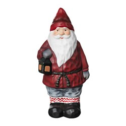 "VINTER 2017 decoration, Santa Claus Height: 6 ¾ "" Height: 17 cm"