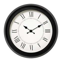 NUFFRA wall clock Diameter: 25 cm