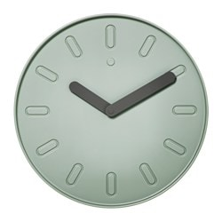 SLIPSTEN Wall clock $9.99