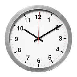 TJALLA Wall clock $9.99