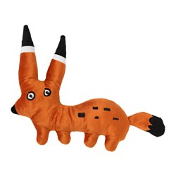 SAGOSKATT soft toy, fox Length: 24 cm