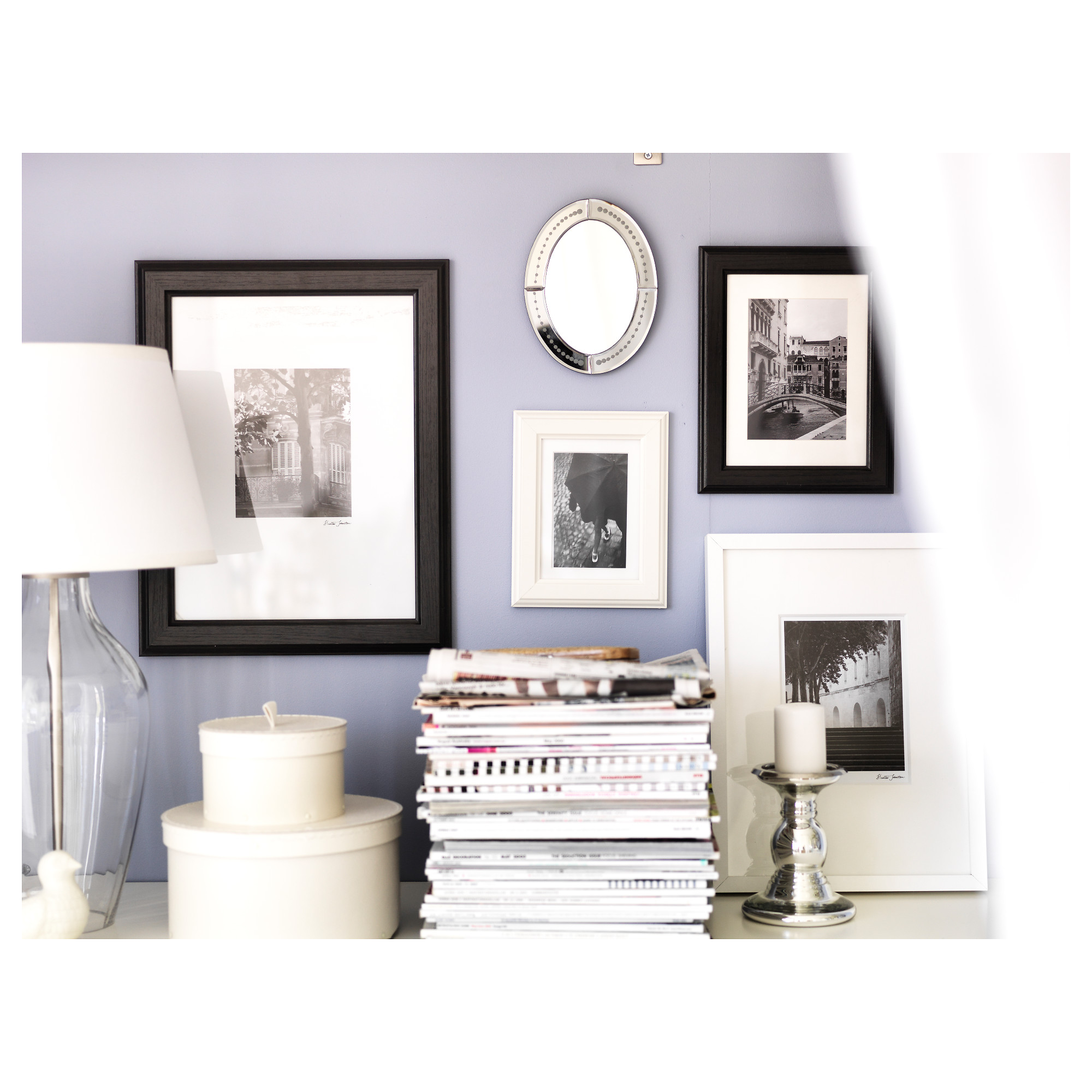 Attractive How To Hang Ikea Virserum Frame Photo - Picture Frame ...