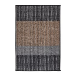 LYNDERUP door mat, indoor/outdoor multicolor