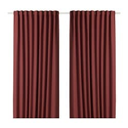Annakajsa Blackout Curtains 1 Pair