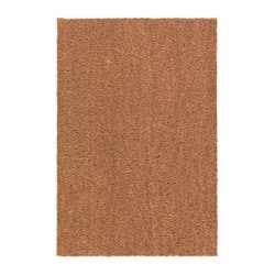 TRAMPA door mat, natural