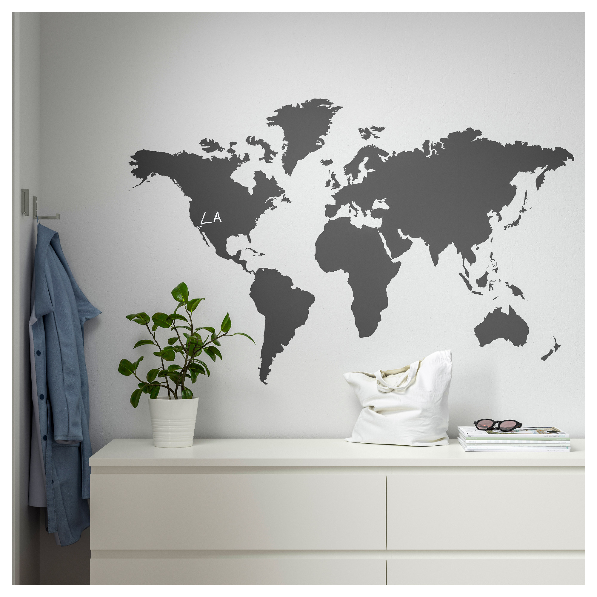 tableau carte du monde ikea. Black Bedroom Furniture Sets. Home Design Ideas
