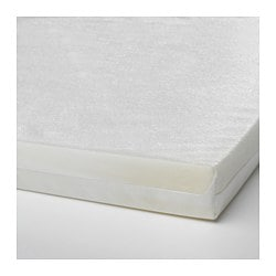 PLUTTIG foam mattress for cot