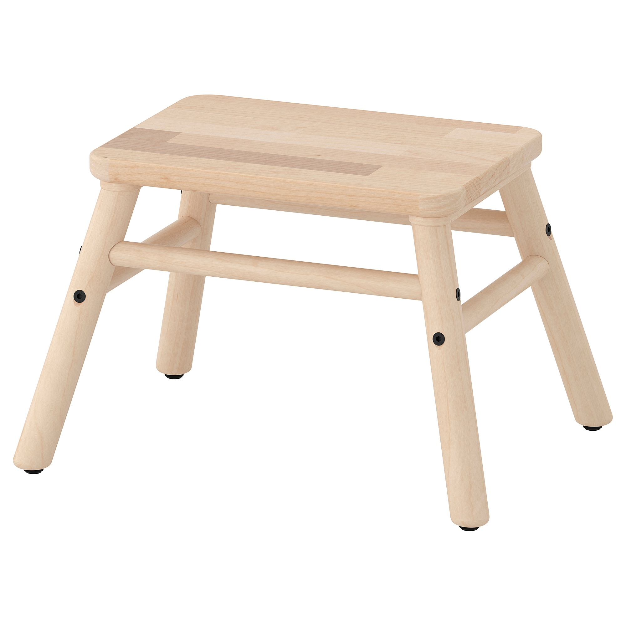 VILTO step stool  birch Width 15 3 4 Depth 12 5 Bathroom Stools Benches IKEA