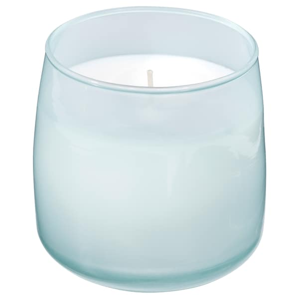 IKEA FRISKHET Scented candle in glass