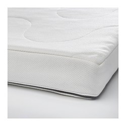 KRUMMELUR foam mattress for crib