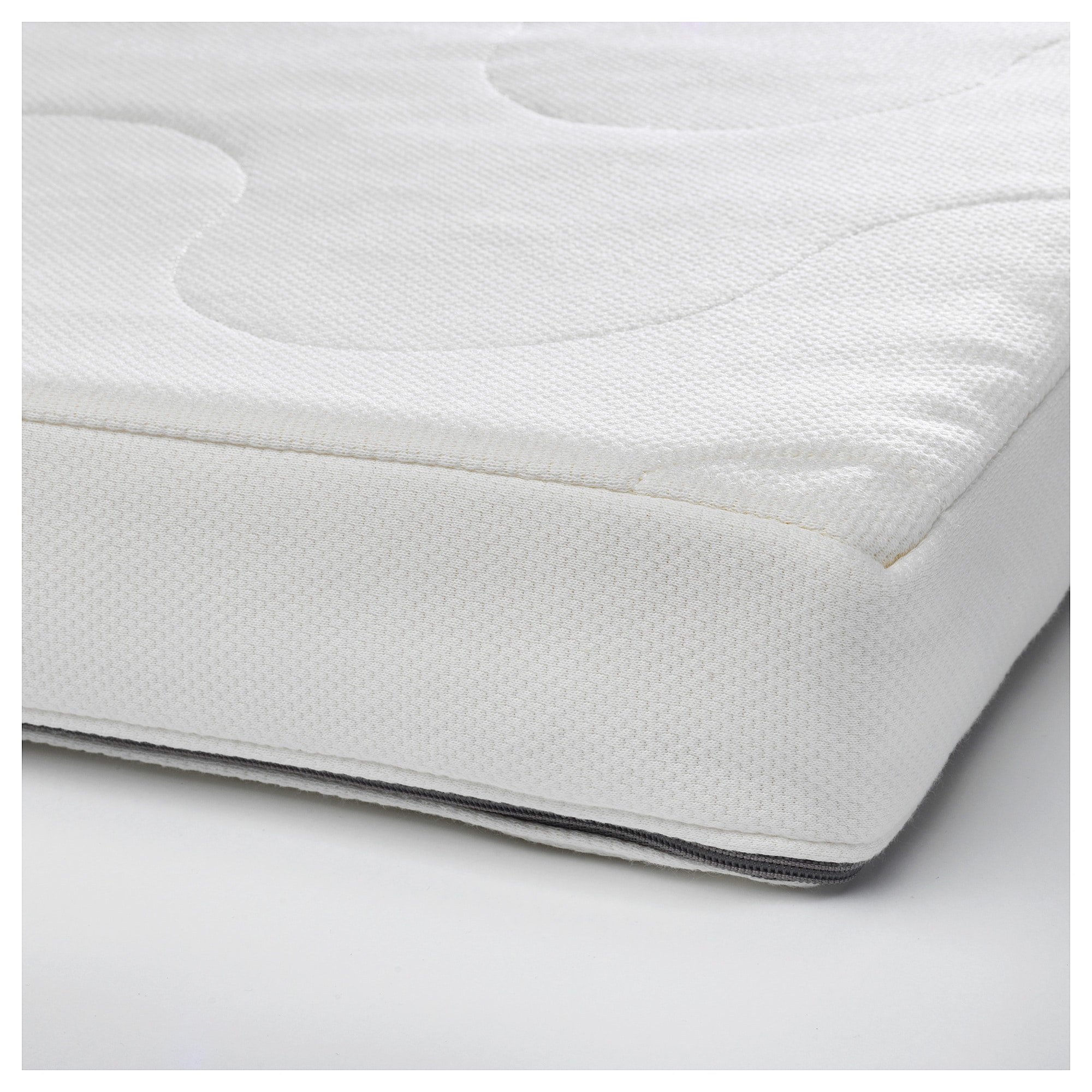 Very Helpful Crib Mattress Pad KRUMMELUR Foam mattress for crib