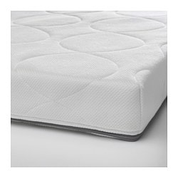 SKÖNAST foam mattress for cot