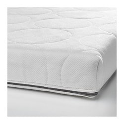 SKÖNAST, Foam mattress for crib