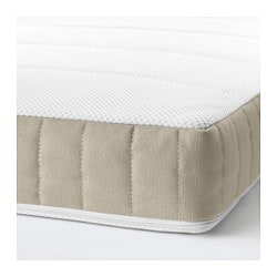 DRÖMMANDE pocket spring mattress for crib