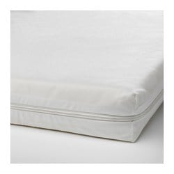 PLUTTEN Foam mattress for extendable bed   IKEA