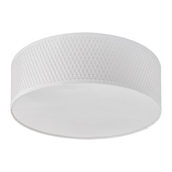 ALÄNG ceiling lamp, white Max.: 20 W Height: 15 cm Diameter: 45 cm