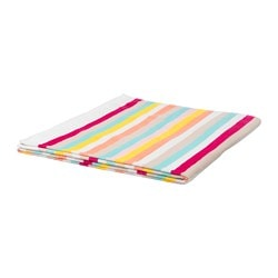 SOMMAR 2018 beach towel, multicolor, light