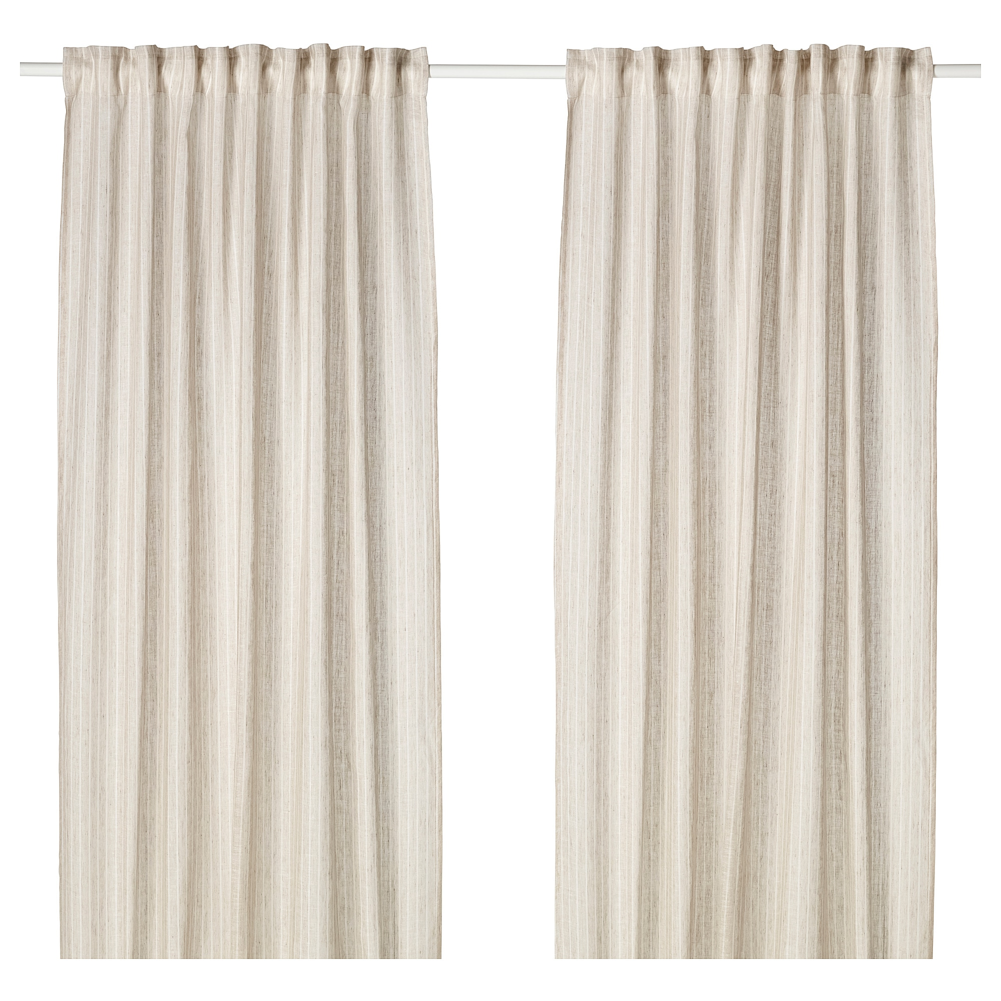 birtine curtains 1 pair ikea