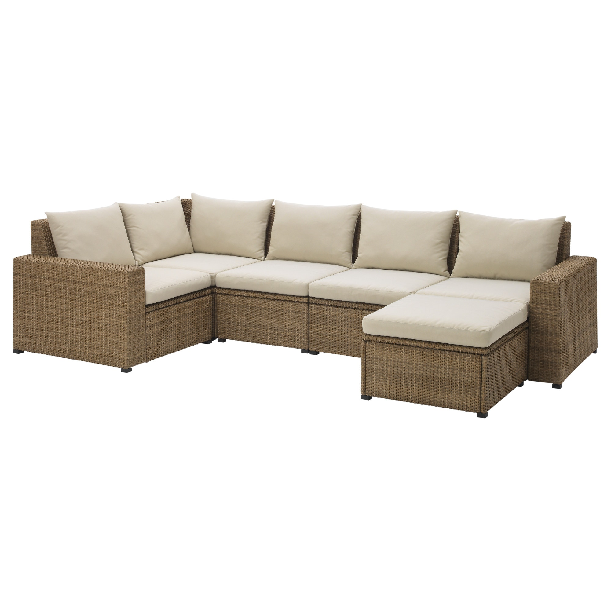 Outdoor sofa sections IKEA