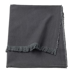 JOFRID throw, dark blue-grey