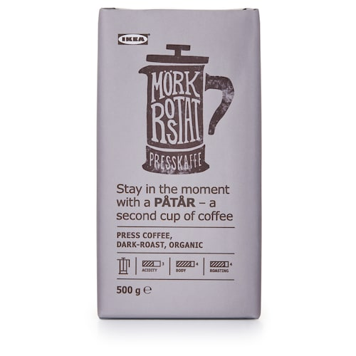 IKEA PÅTÅR Press coffee, dark roast