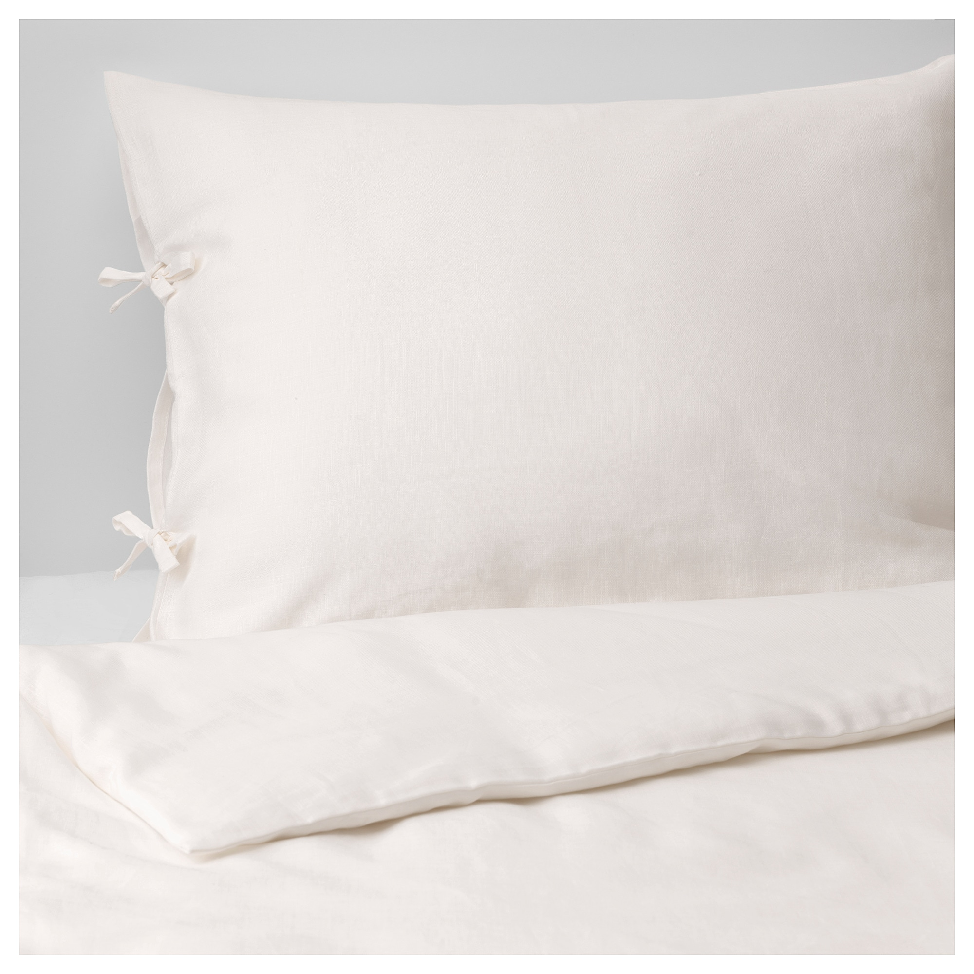 PUDERVIVA Duvet cover and pillowcase s Full Queen Double Queen IKEA