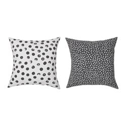 SMASKIGA cushion, dotted dot Length: 50 cm Width: 50 cm Filling weight: 300 g