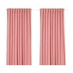 Charmant TIBAST Curtains, 1 Pair