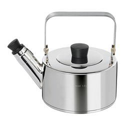 METALLISK, Kettle, stainless steel