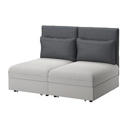 VALLENTUNA Sleeper sectional, 2-seat $1,130.00