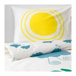 DJUNGELSKOG Duvet Cover And Pillowcase(s)