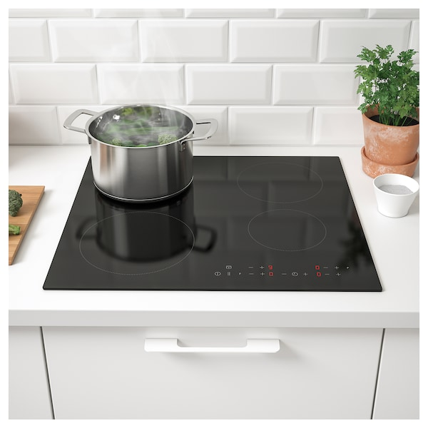 Table De Cuisson Induction Matmassig Noir