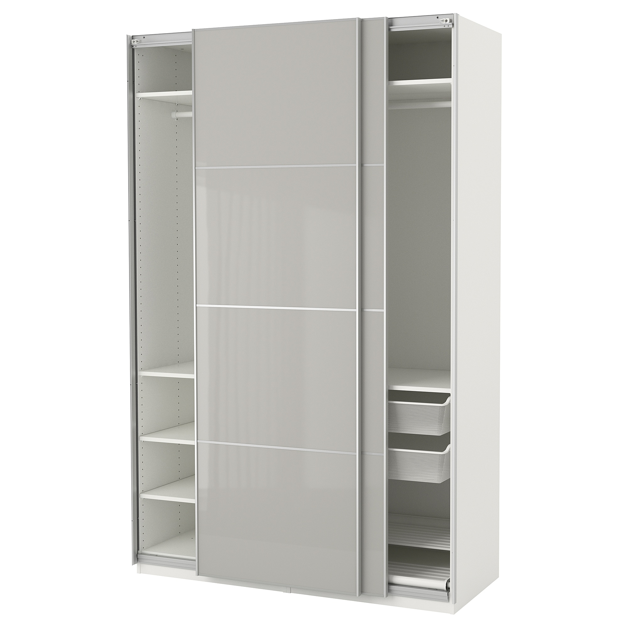 Dressing ikea amazing banc coffre ikea with armoire et for Armoire dressing but