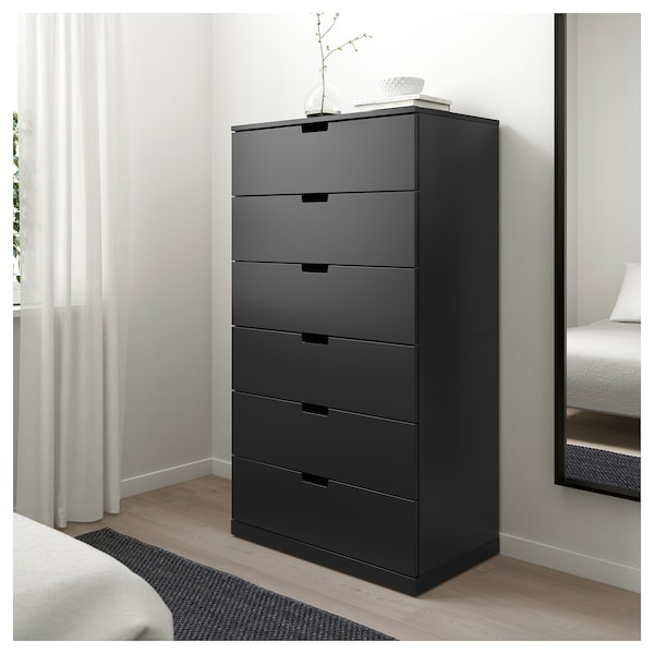 IKEA NORDLI 6-drawer chest