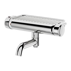 VOXNAN thermostatic bath/shower mixer, chrome-plated