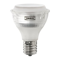 LEDARE LED bulb E17 reflector R14 400 lm, warm dimming dimmable