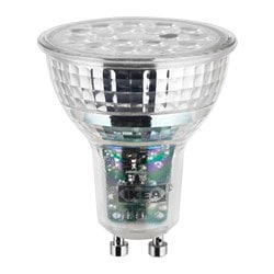 LEDARE led-lamp GU10 600 lumen, warm dimmen dimbaar