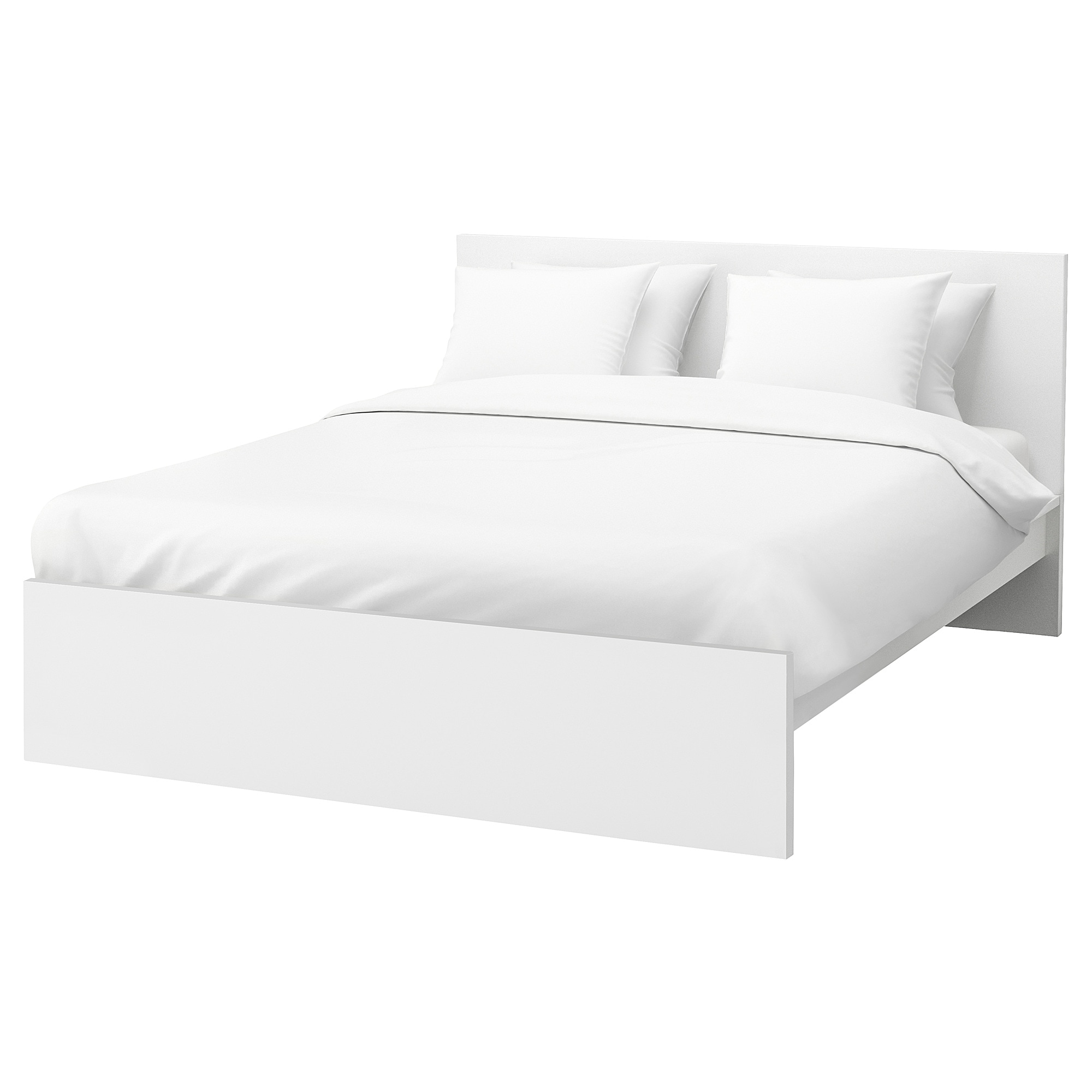 lovely Ikea Malm Bed Table Part - 10: IKEA MALM Bed frame, high