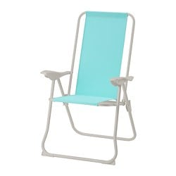 HÅMÖ reclining chair, turquoise