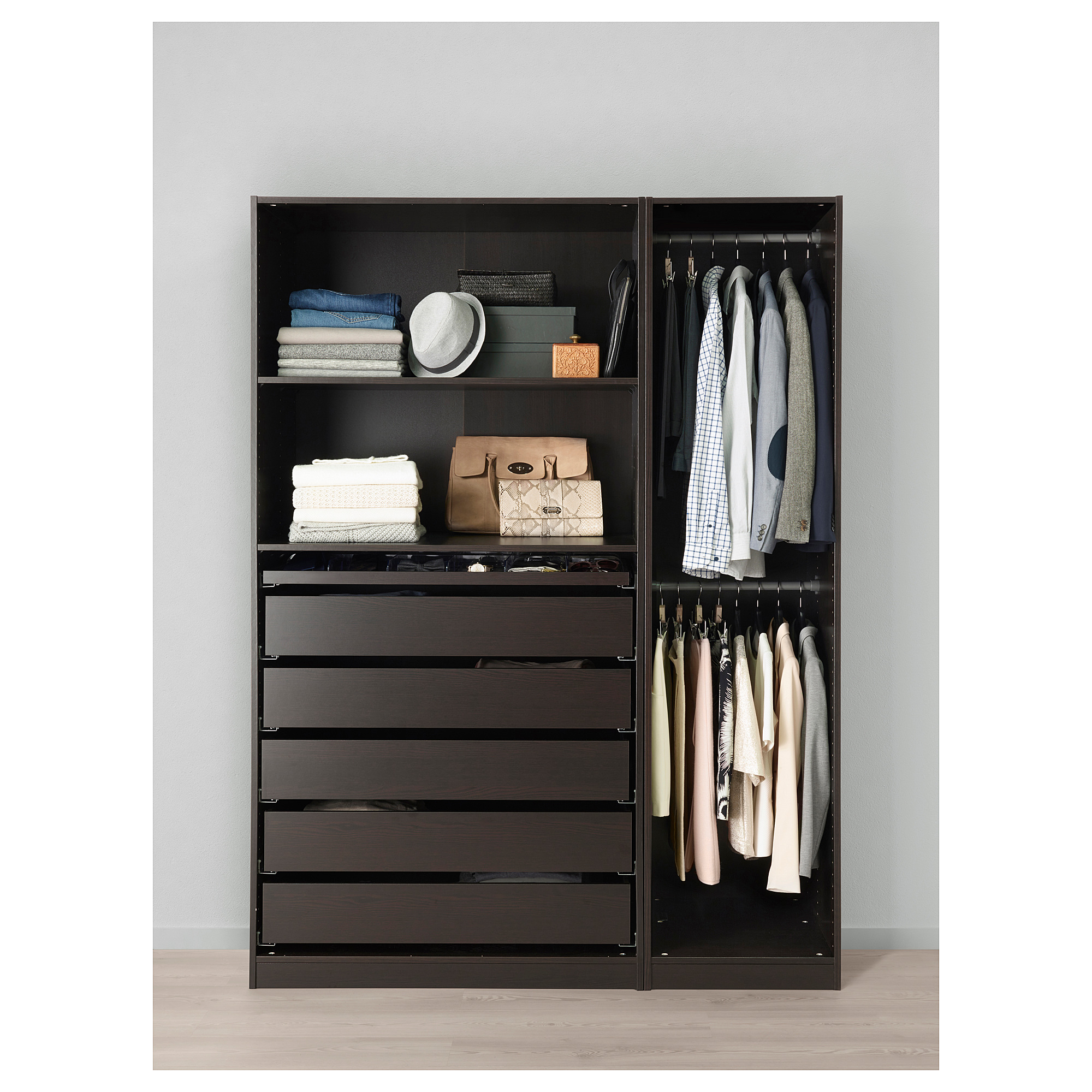 Fitted Wardrobe Shoe Storage