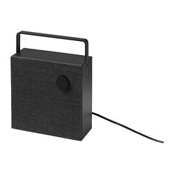 ENEBY bluetooth speaker, black
