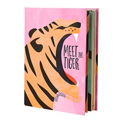 URSKOG book, Meet the tiger