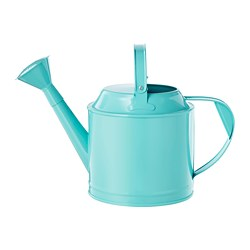 SOCKER watering can, in/outdoor, turquoise
