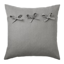AINA cushion cover, gray