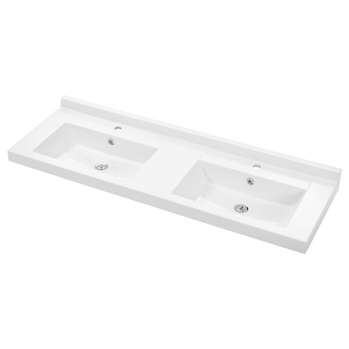 IKEA SKOTTVIKEN Double bowl sink