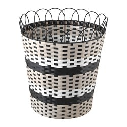SOMMAR 2018 plant pot, in/outdoor, beige