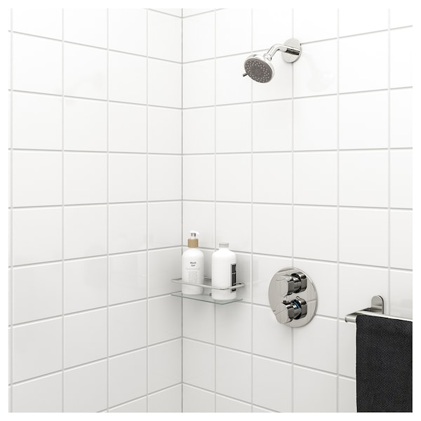 IKEA BROGRUND Showerhead with thermostatic faucet