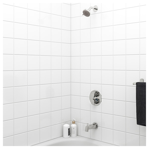 IKEA BROGRUND Bath/shower set thermostatic faucet